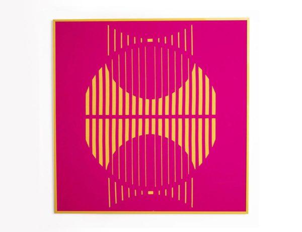 Solar - Pink/Yellow